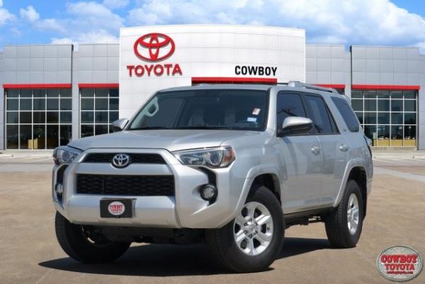 2018 Toyota 4Runner in Dallas, TX
