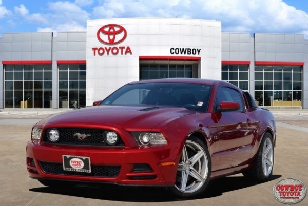 2014 Ford Mustang in Dallas, TX
