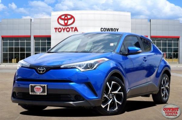 2018 Toyota C-HR in Dallas, TX