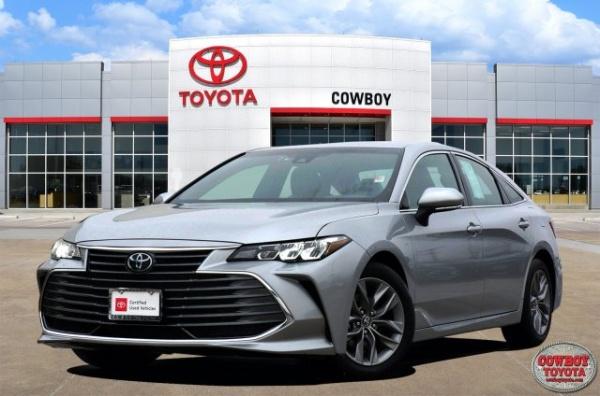 2019 Toyota Avalon in Dallas, TX