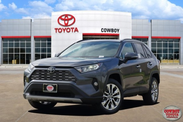 2019 Toyota RAV4 in Dallas, TX