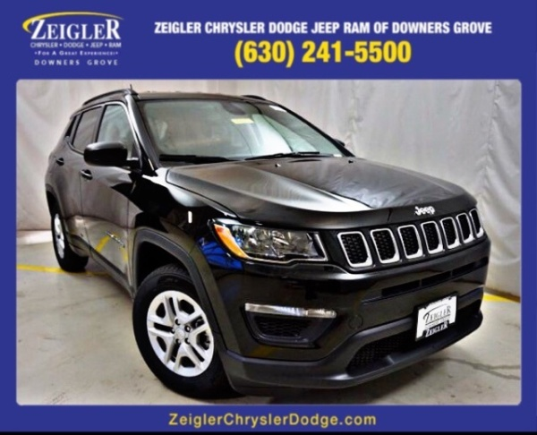 2019 Jeep Compass in Downers Grove, IL