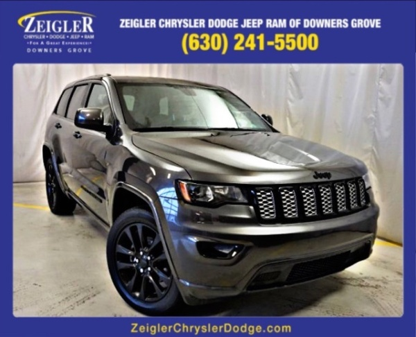 2017 Jeep Grand Cherokee in Downers Grove, IL