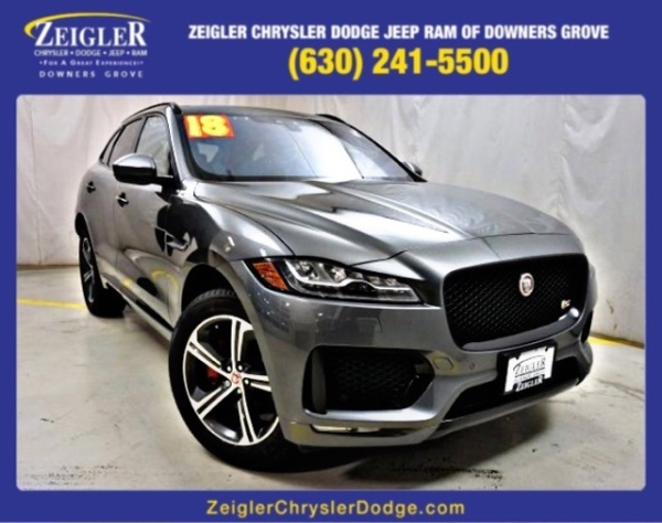 2018 Jaguar F-PACE in Downers Grove, IL