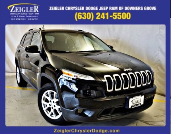 2018 Jeep Cherokee in Downers Grove, IL