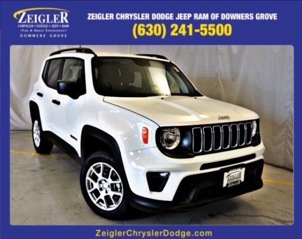 2019 Jeep Renegade in Downers Grove, IL