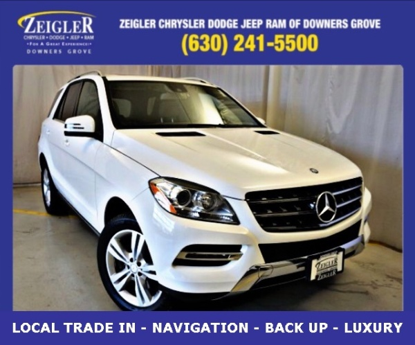 2015 Mercedes-Benz M-Class in Downers Grove, IL