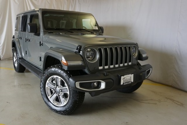 2020 Jeep Wrangler in Downers Grove, IL