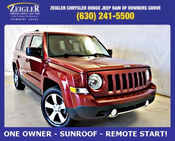 2017 Jeep Patriot in Downers Grove, IL