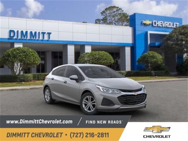 2019 Chevrolet Cruze in Clearwater, FL