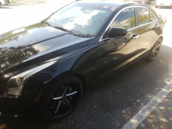 2014 Cadillac ATS in Clearwater, FL