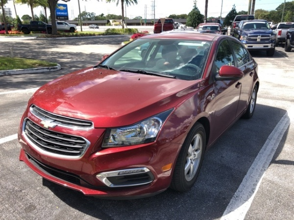 2016 Chevrolet Cruze Limited in Clearwater, FL