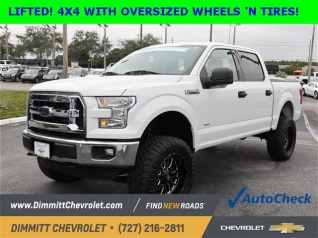 Ford F  Xlt Supercrew  Wd For Sale In Clearwater Fl