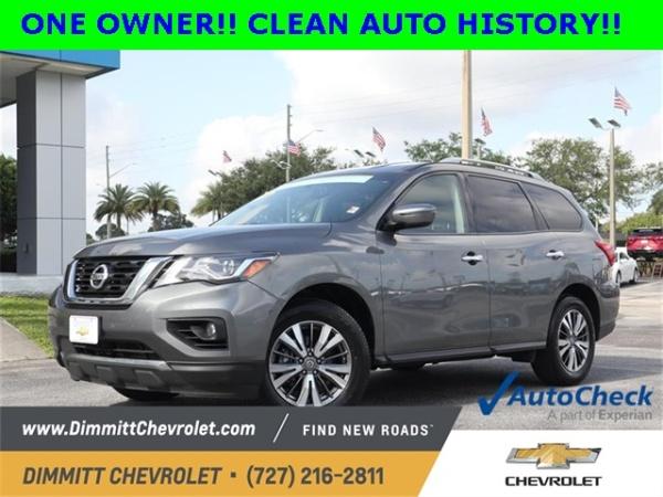 2019 Nissan Pathfinder in Clearwater, FL