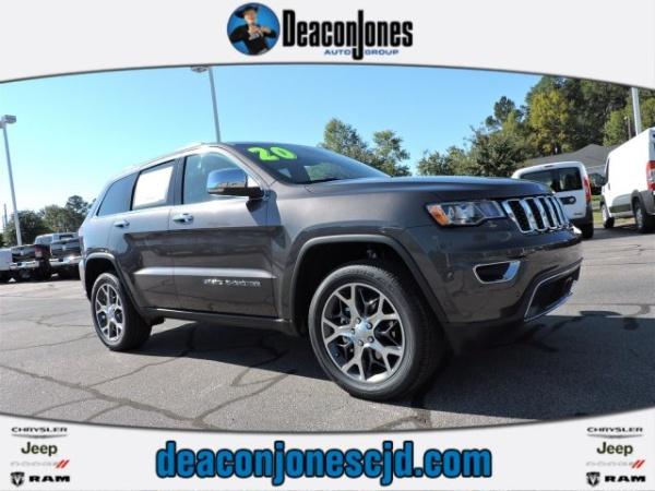 2020 Jeep Grand Cherokee in Smithfield, NC