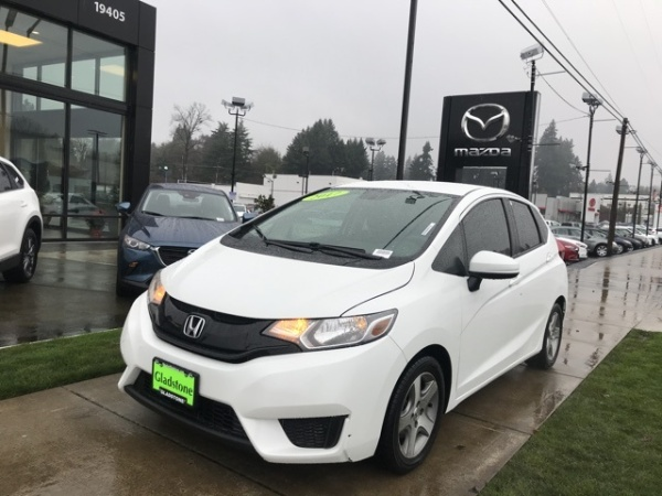 2017 Honda Fit in Gladstone, OR
