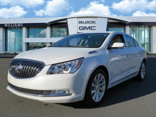 2016 Buick LaCrosse in Charlotte, NC