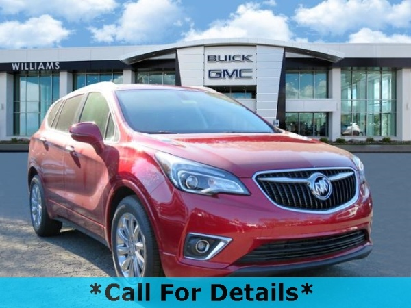2020 Buick Envision in Charlotte, NC