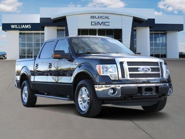 """Truecar Used Cars >> 2012 Ford F-150 Lariat SuperCrew 157"""" 4WD For Sale in Charlotte, NC 