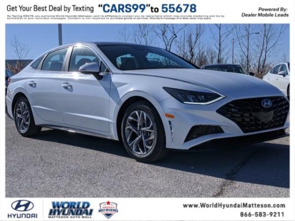 2020 Hyundai Sonata in Matteson, IL