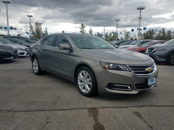2019 Chevrolet Impala in Matteson, IL