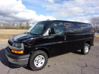 3d50168b9a9533 2017 Chevrolet Express Cargo Van 2500 SWB for Sale in Hamilton