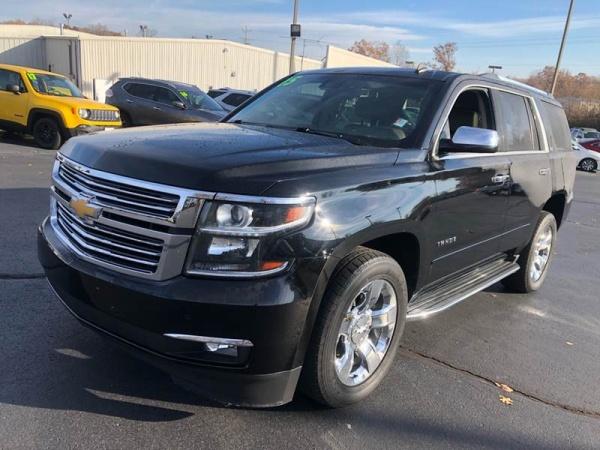 2015 Chevrolet Tahoe in Eldon, MO