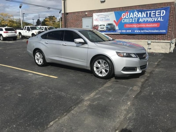 2015 Chevrolet Impala in Warren, MI