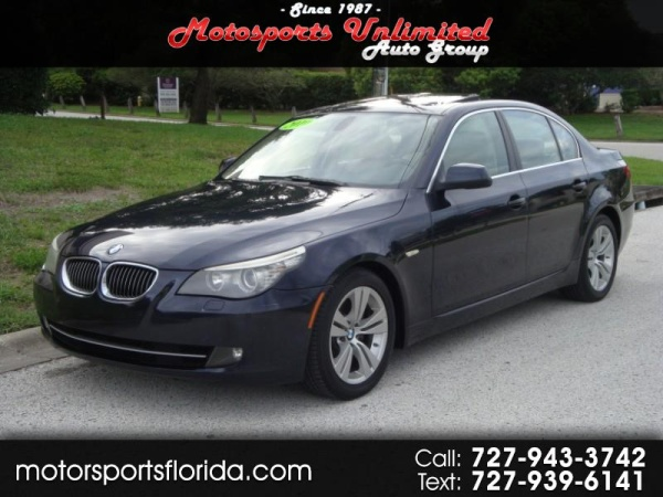 2010 BMW 5 Series in Palm Harbor, FL