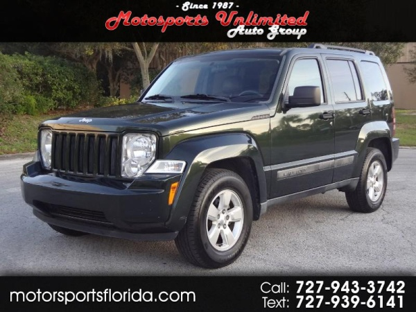 2011 Jeep Liberty in Palm Harbor, FL