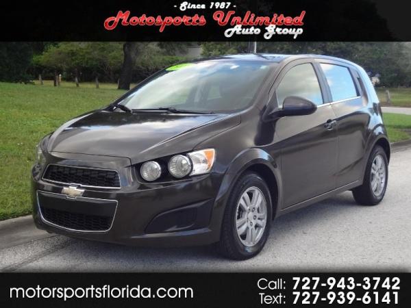 2015 Chevrolet Sonic in Palm Harbor, FL