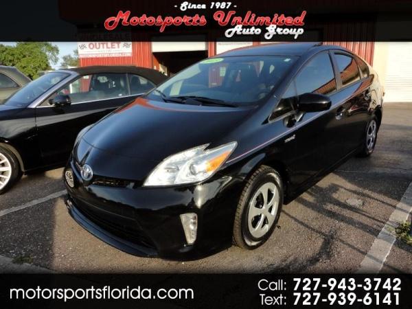 2013 Toyota Prius in Palm Harbor, FL