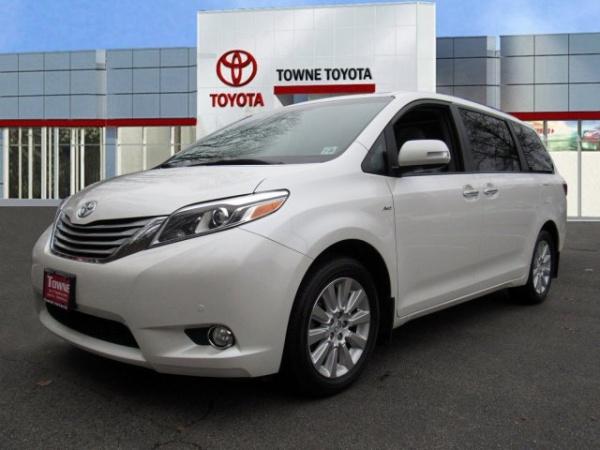 2016 Toyota Sienna in Ledgewood, NJ