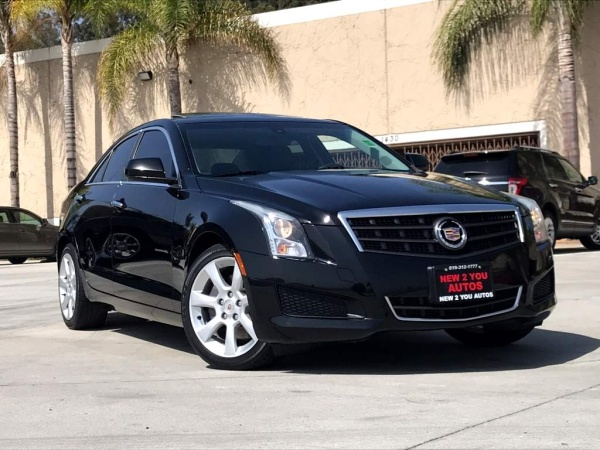 2013 Cadillac Ats Sedan 2 0t Rwd For Sale In El Cajon Ca Truecar