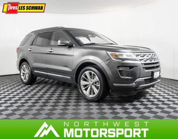2019 Ford Explorer in Lynnwood, WA