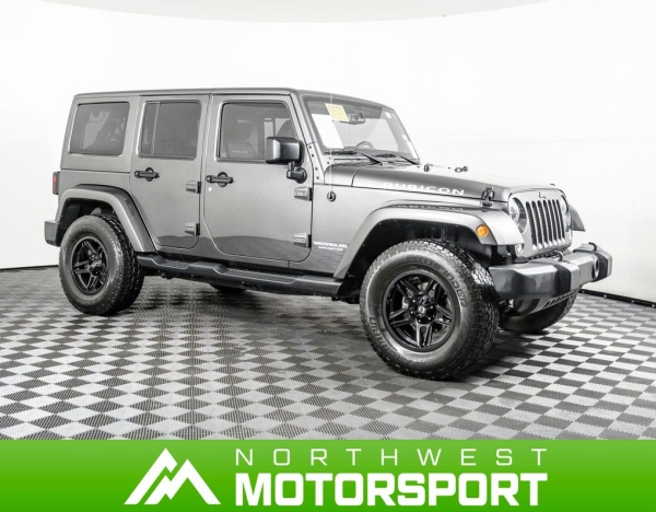 2014 Jeep Wrangler in Puyallup, WA