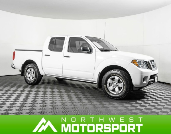2012 Nissan Frontier in Puyallup, WA