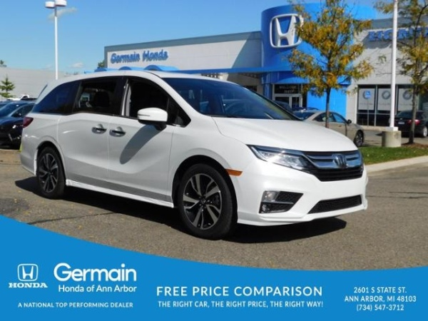 2020 Honda Odyssey in Ann Arbor, MI