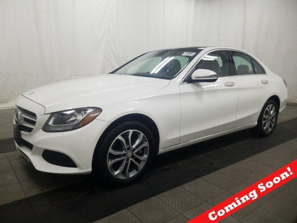 2016 Mercedes-Benz C-Class in Akron, OH