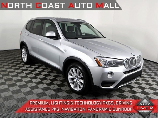 2017 BMW X3 in Akron, OH
