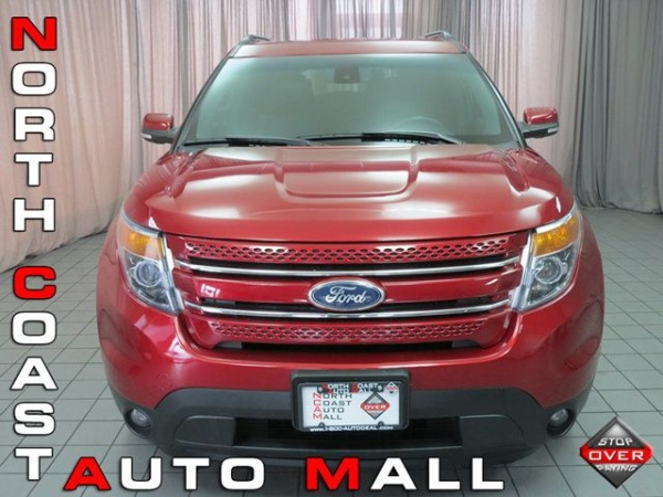 2015 Ford Explorer in Akron, OH