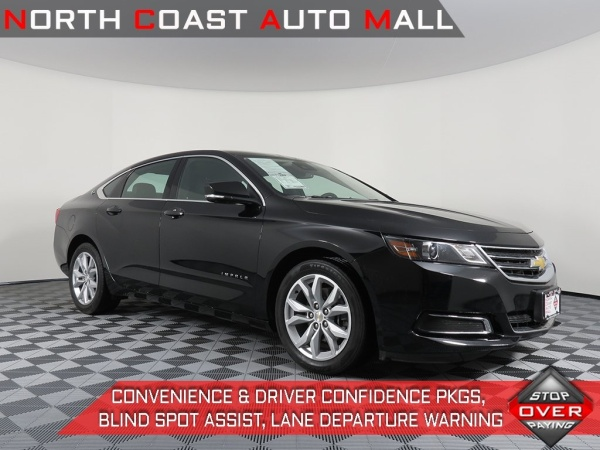 2016 Chevrolet Impala in Akron, OH