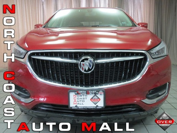 used buick enclave for sale in youngstown oh u s news world report. Black Bedroom Furniture Sets. Home Design Ideas
