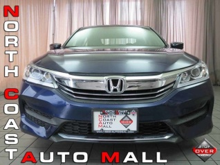 2017 Honda Accord Lx Sedan Cvt For In Akron Oh