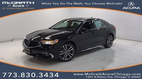 2019 Acura TLX 3.5L FWD with Advance Package