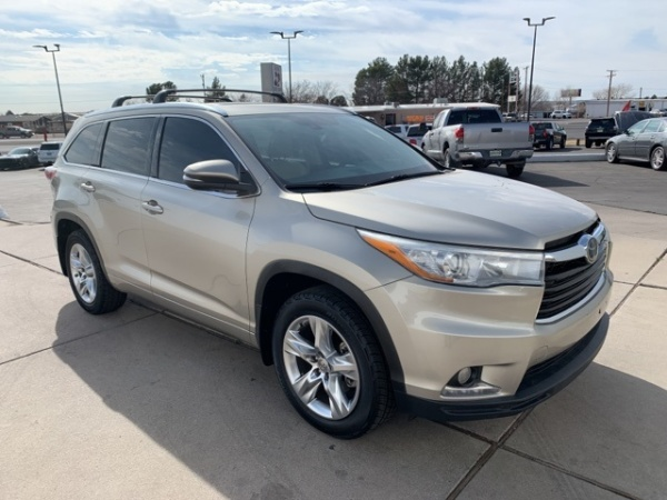 2015 Toyota Highlander in Las Cruces, NM