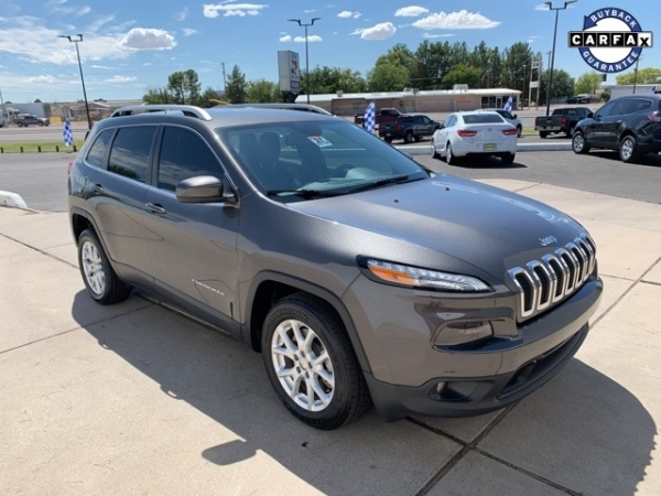 2018 Jeep Cherokee in Las Cruces, NM