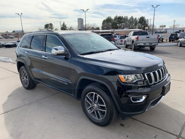 2018 Jeep Grand Cherokee in Las Cruces, NM