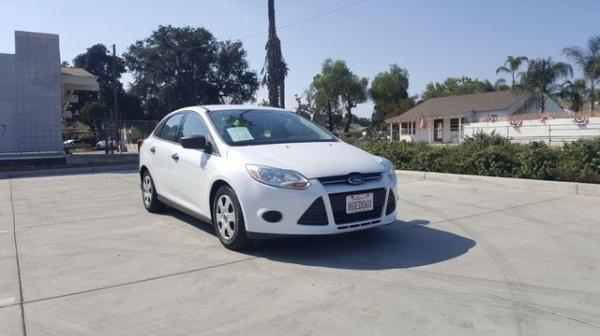 2012 Ford Focus in San Bernardino, CA