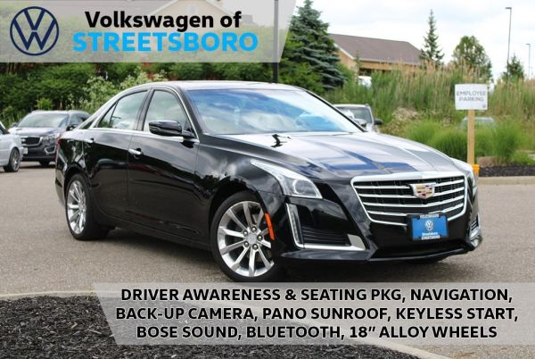 2017 Cadillac CTS in Streetsboro, OH